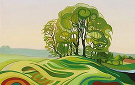 Anna Dillon the Artist - The Wiltshire Series