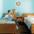 Heywood Wakefield Twin Beds #midcentury #modern #kids #bedrooms