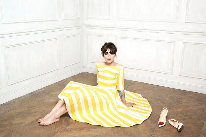 "Robe de mariée ""Lolita"" de Wear Lemonade   Crédits: Pauline Darley   Donne-moi ta main - Blog mariage"