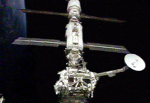 ISS Assembly Mission 3A
