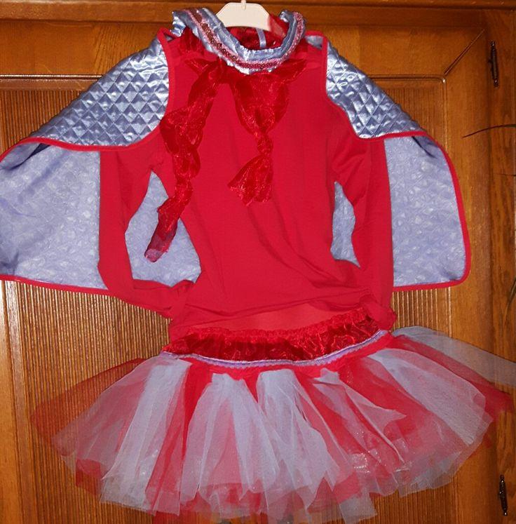 Batgirl costume ...almost ready!