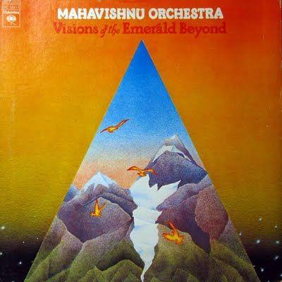 mahavishnu orchestra album covers - Google Search
