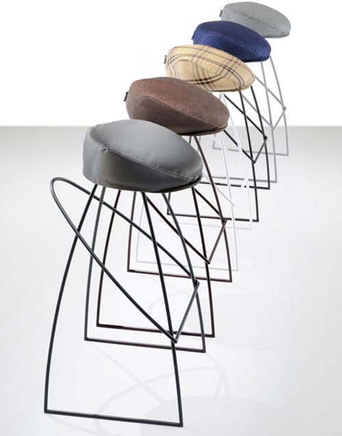 17 best ideas about cool bar stools on pinterest unique for Cool stool designs