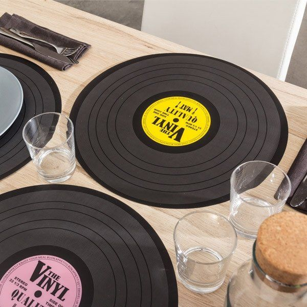 DISCO TABLE MAT - Geeks Buy Gadgets