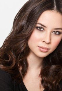 Malese Jow from Vampire Diaries and originally from Unfabulous