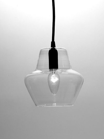 LAMP DIVERS CLEAR D16 X H21 - Lighting - Serax Collections - Producten