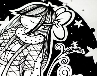 """Consulta mi proyecto @Behance: """"Dulce Noche"""" https://www.behance.net/gallery/21759849/Dulce-Noche"""