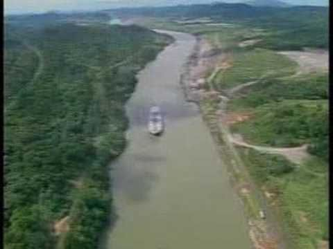 Intro to Panama...go video on Panama and the Canal...it's an old video but interesting!