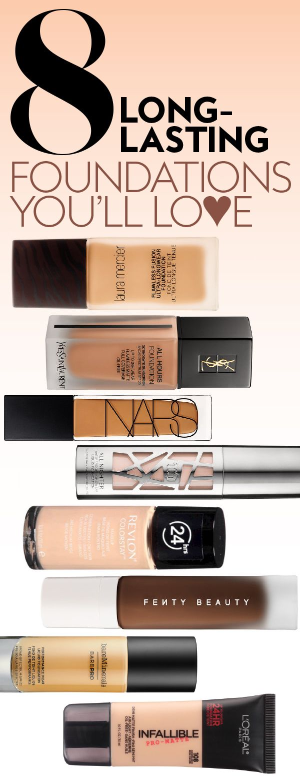 Because reapplying foundation isn't as easy as lipstick. #longwearfoundations #longlastingfoundations #bestfoundations