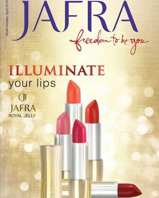 Pewarna bibir yang paling menawan dari JAFRA  warna yang indah dipadukan dengan manfaat dari Royal Jelly dan Vitamin E menjadikan bibir terasa lebih lembut, Lebih sehat dan nampak lebih muda  Info order BB 5BA16083  Line irhjafra  Wa 085659140033