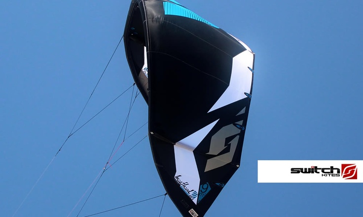 Switch Kites - Method2  #Kitesurfing #Kiteboarding #SwitchKites #Method2