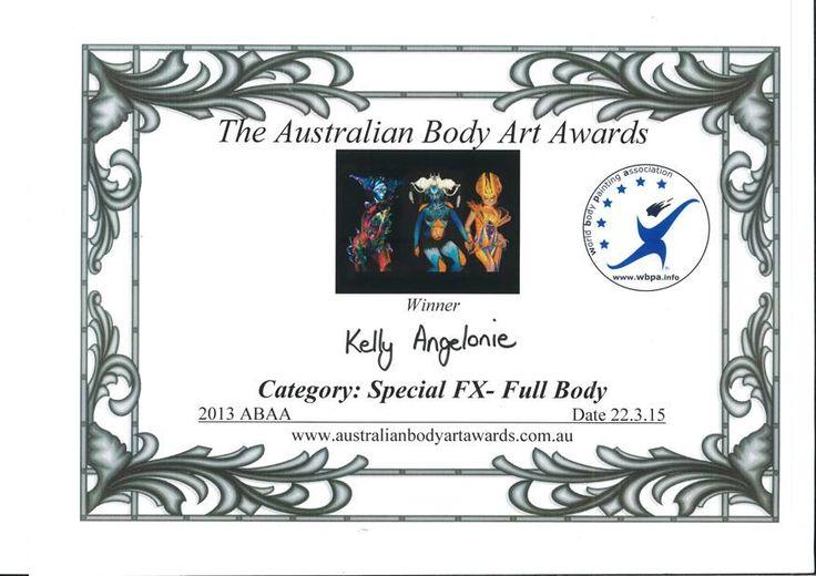 award 2015 SFX