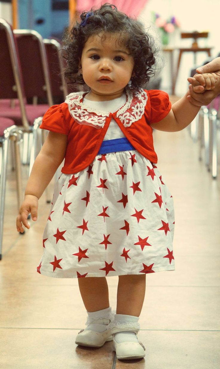 Dress Red Stars #girls #dresstar #fashiongirl
