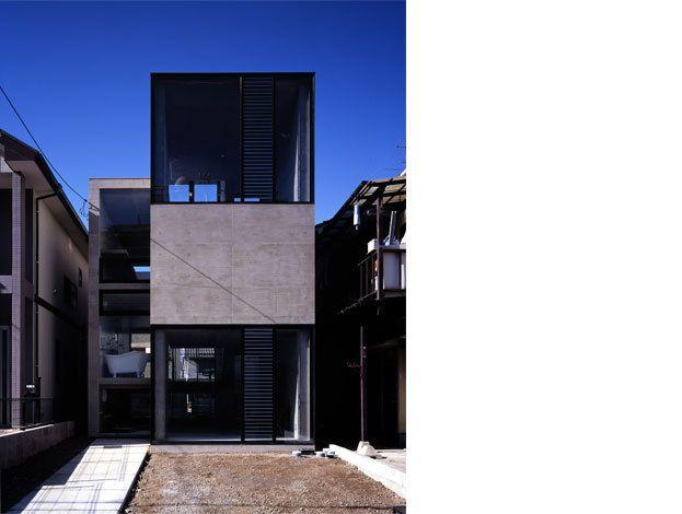 suppose design office 『宇品神田の家』 http://www.kenchikukenken.co.jp/works/1042811417/3442/ #architecture