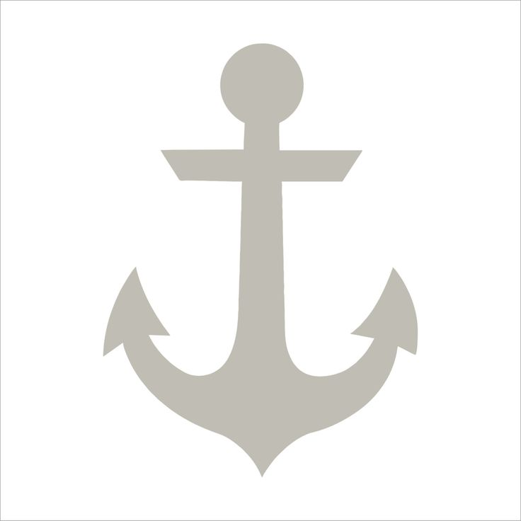 Popular items for anchor stencil on Etsy