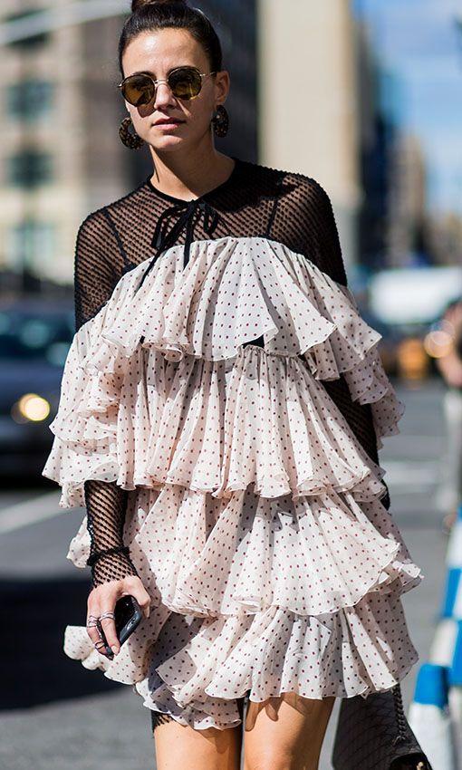 La moda se apodera de las calles de Nueva York - Foto 53