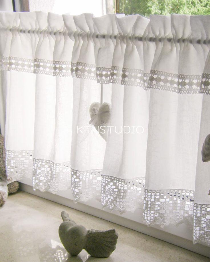 78 besten gardinen bilder auf pinterest. Black Bedroom Furniture Sets. Home Design Ideas