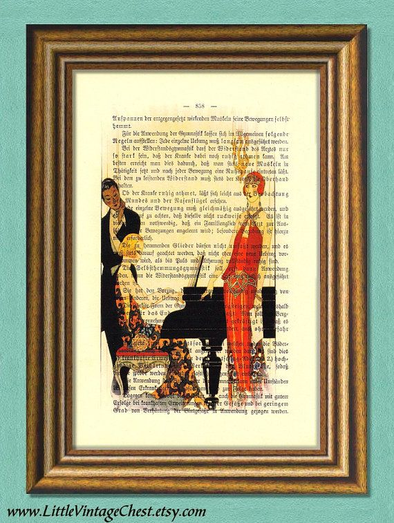 A PLEASANT EVENING At Downton Abbey  by littlevintagechest on Etsy, $7.99