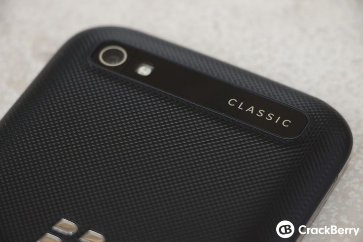Win a BlackBerry Classic from CrackBerry!