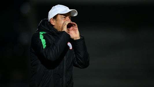 Gernot Rohr unveils Super Eagles schedule for Cameroon clash