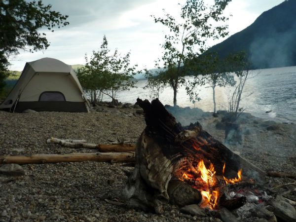 The Canadian Backcountry is the ideal choice for backcountry camping in Canada and a camping holiday. It's totally up to you what comfort level you would like during your backcountry camping trip.