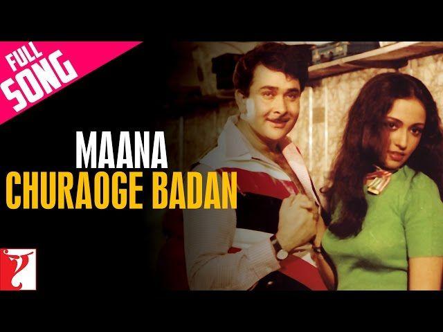 Maana Churaoge Badan - Full Song   Sawaal   Randhir Kapoor   Shashi Kapoor   lodynt.com  لودي نت فيديو شير