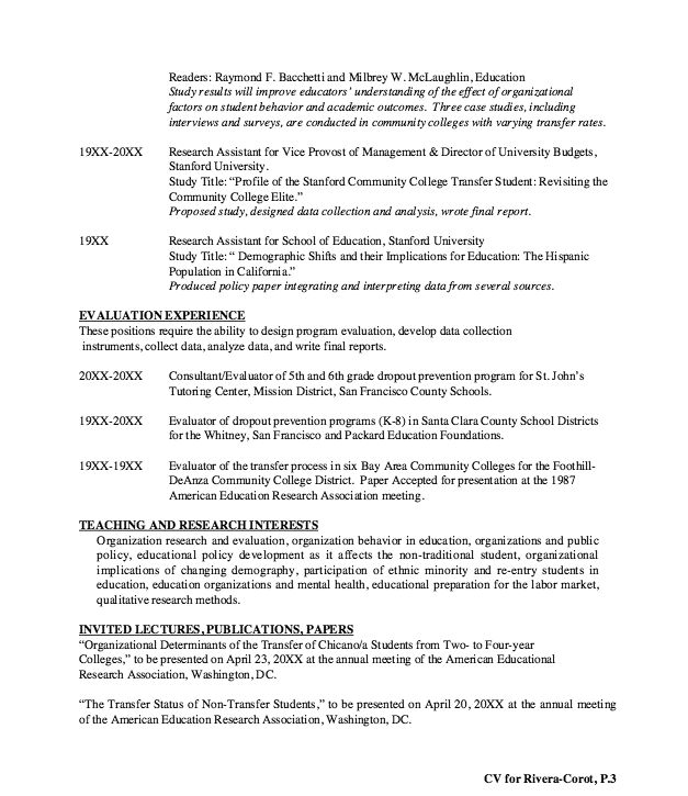 Sample Of Adjunct Lecturer Resumes -    resumesdesign - sample resume for lecturer