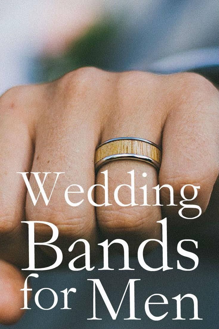 There Are More Options Than Youu0027d Expect For Menu0027s Wedding Bands. Check Out  This Article To Simplify The Process And Find The Perfect Ring For Him.