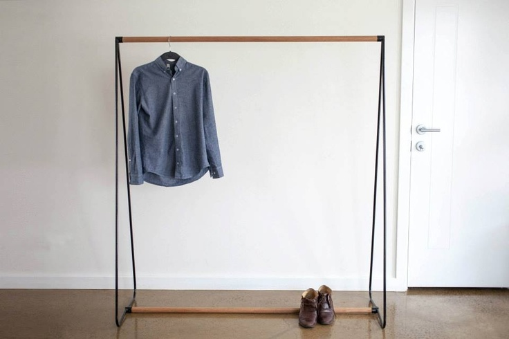 17 best images about hang on pinterest furniture for Furniture to hang clothes