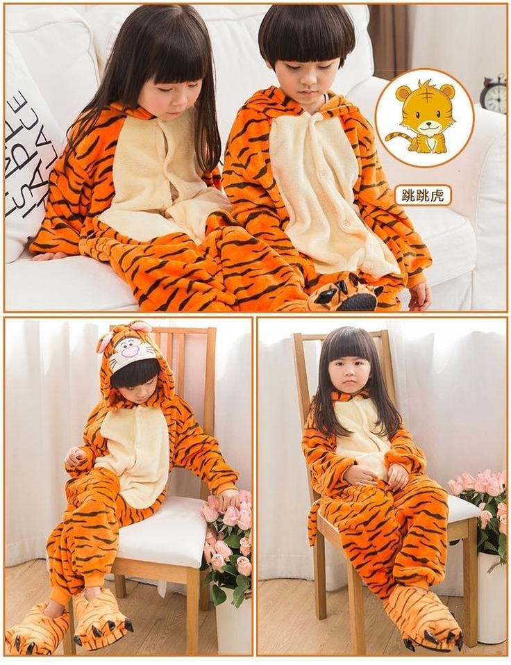 Anime onesie cosplay costumes with images kids