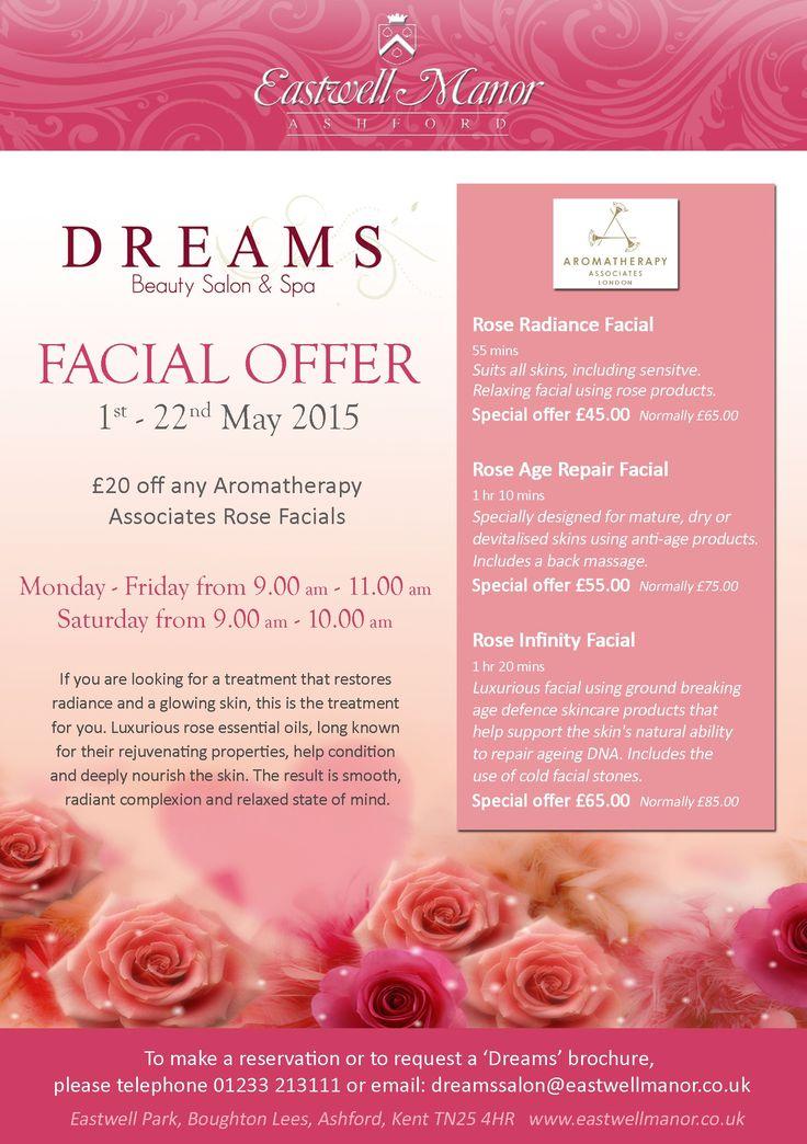 Dreams Salon May Offer