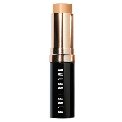 These Are the Foundations Kim Kardashian Keeps in Her Makeup Kit - Bobbi Brown Skin Foundation Stick - from InStyle.com