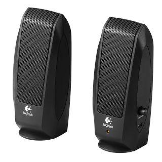 Logitech S120 Speaker Şimdi İndirimli fiyatıyla satışta.