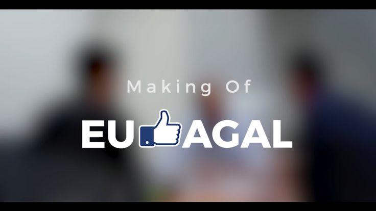 """A AGAL solicitou-nos a organização de um Passatempo no Facebook, ao qual demos o nome """"Eu Gosto da AGAL"""".  Da conceção à execução - assista agora ao MAKING OF!"""