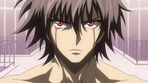 Akuto sai after he transforms into the Demon King