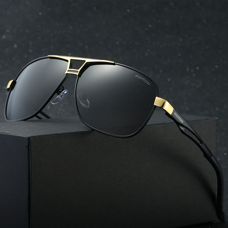 >> Click to Buy << Hot Square Sunglasses Man Fashion Polarized Driving Sunglass for Men Brand Designer Sun Glasses Oculos Polarizado Gafas De Sol #Affiliate