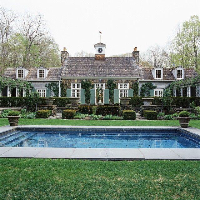 David Easton's former home
