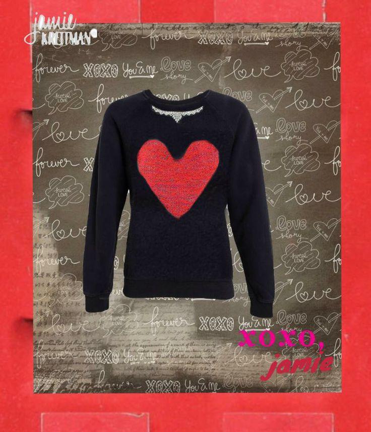 Xoxo, Jamie @Bazaart #cozy #comfort #fashion #valentinesday