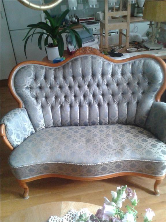 Rokoko soffa