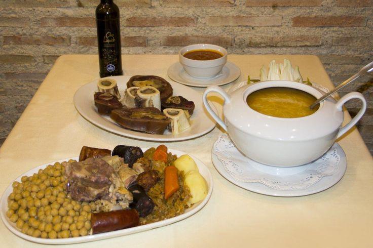Nuestro Cocido | Cruz Blanca Vallecas