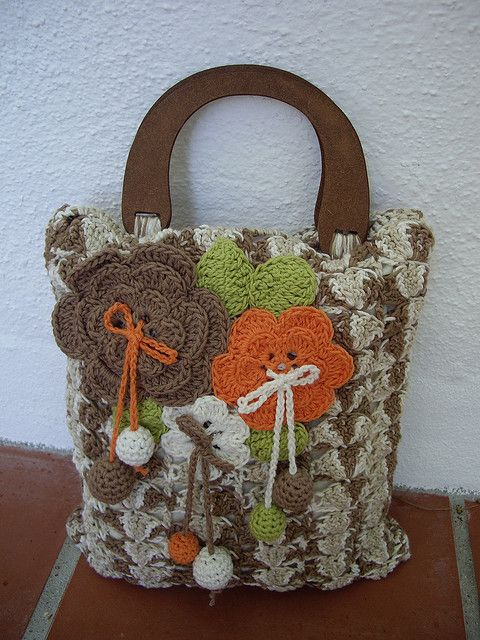 Like the colors and textures and especially the danggly bobbles.