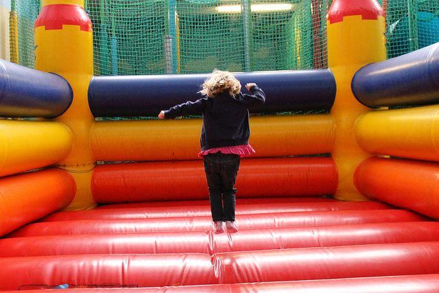 We've found 5 places for your little hoppers to bounce the day away.
