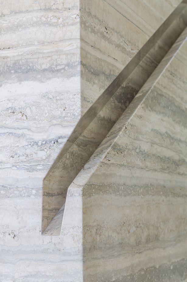 Hand rail detail | Canyon house by Aaron Neubert