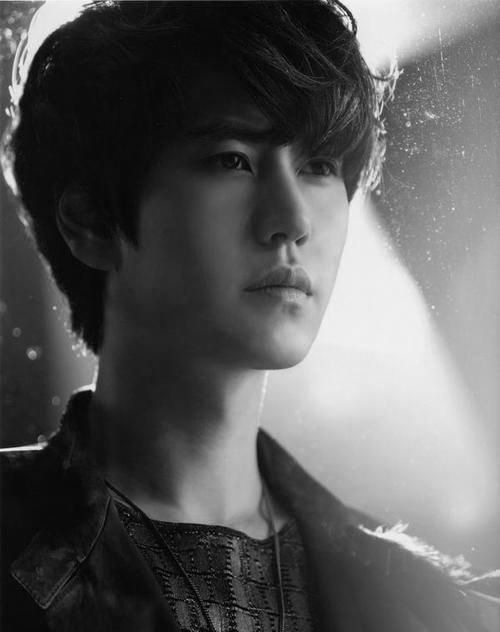 Kyuhyun from Super Junior Come visit kpopcity.net for the largest discount fashion store in the world!!