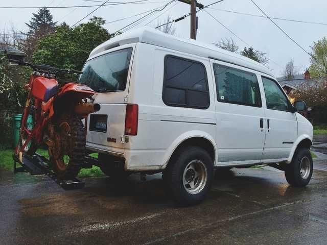 Adventure Van Build Awd Hightop Gmc Safari Gmc Safari Gmc Van