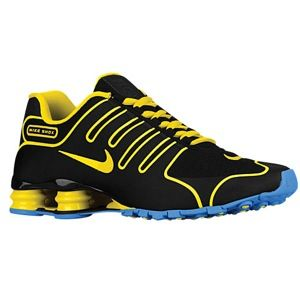 Nike Shox NZ NS - Men's