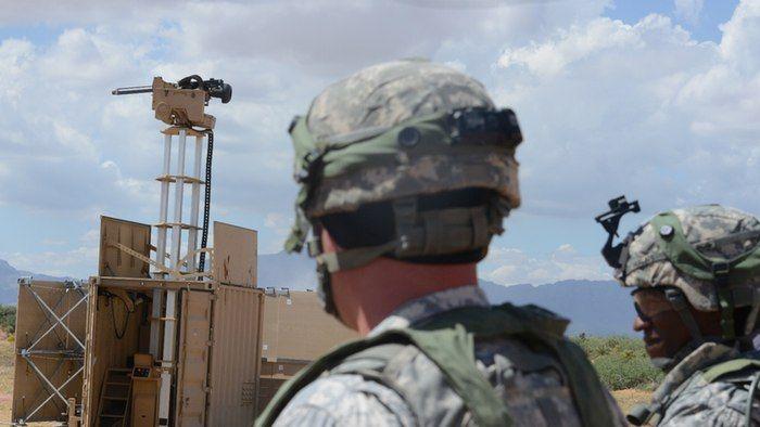 Angkatan Darat Amerika uji coba menara senjata yang dikendalikan dari jarak jauh | Sidimpuan Online