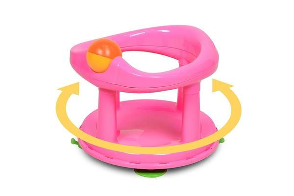 Safety 1st Swivel Baby Bathtub Seat Pink Keter Bath Seats Baby Bath Tub Baby Bath Seat Bathtub Seat