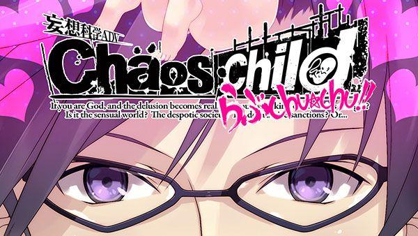 Primeros detalles y fecha de lanzamiento de Chaos;Child: Love Chu Chu!! para PS4 y PS Vita.