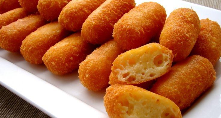 Gyors sajtkrokett recept | APRÓSÉF.HU - receptek képekkel
